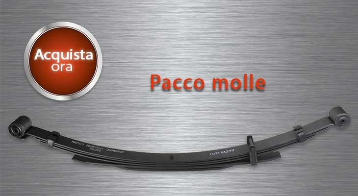 Pacco molle