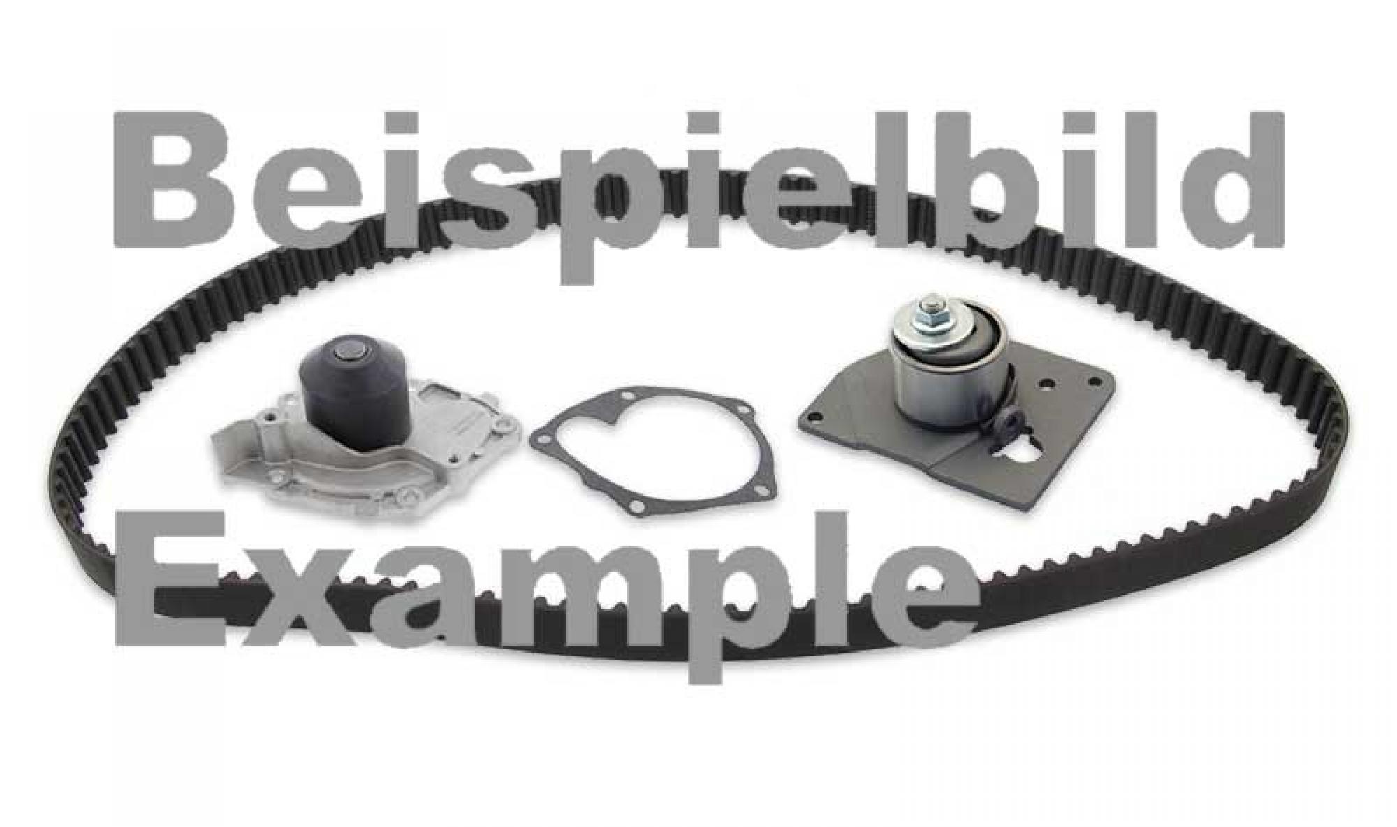 MAPCO 41832/1 Pompa acqua + Kit cinghie dentate