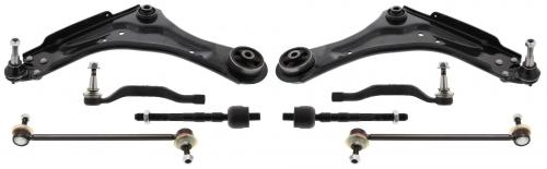 MAPCO 53115 Kit braccio oscillante, Sospensione ruota