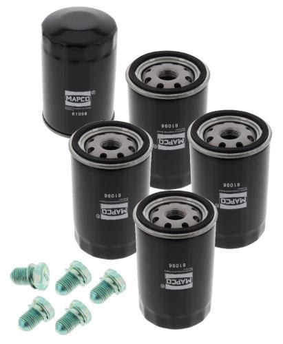 MAPCO 61096/5 Filtro olio