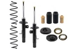 MAPCO 140918 Kit montaggio, Ammortizzatore