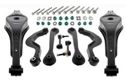 MAPCO 53742/1 Kit braccio oscillante, Sospensione ruota
