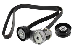 MAPCO 93702 Kit Cinghie Poly-V