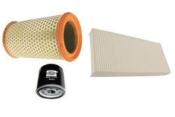 MAPCO 68101 Kit filtri