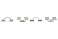 MAPCO 9379 Kit accessori, Pastiglia freno