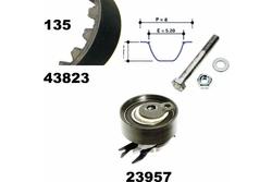 MAPCO 23823 Kit Distribuzione
