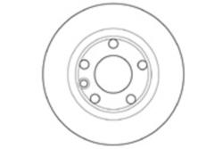 MAPCO 15756 Disco  freno