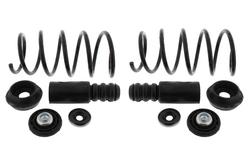 MAPCO 70101/3 Kit molle supporti e tamponi
